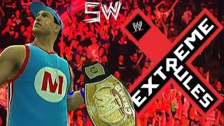 SWE Extreme Rules 2015 Highlights