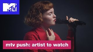 Kacy Hill Performs Shawn Mendes