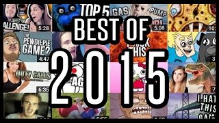 Best of 2015 Montage - PewDiePie