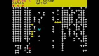 Mushroom Mania Walkthrough, ZX Spectrum
