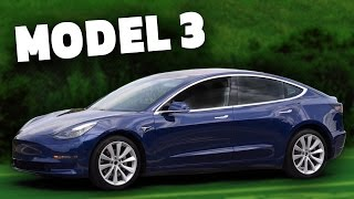 Tesla Model 3: What's Coming & What's Not