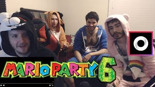 The Official Podcast Twitch Stream Aug 2nd, 2018 [Mario Party 6]