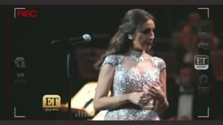 ET بالعربي – أنغام تترك مسرح فبراير الكويت بسبب الجمهور