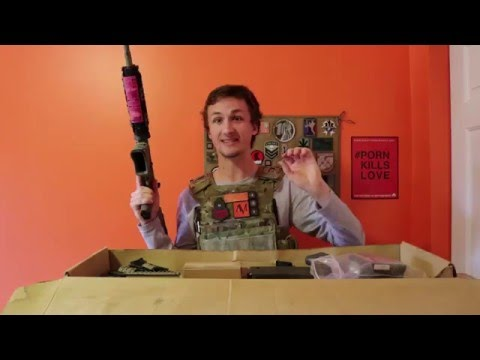 Biggest Airsoft Unboxing 5000 Giant Unboxing