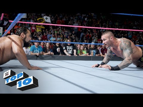 Xxx Mp4 Top 10 SmackDown LIVE Moments WWE Top 10 October 3 2017 3gp Sex