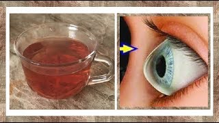كوب واحد قبل النوم وانسي ضعف البصر/علاج ضعف النظر/تقويه شبكة العين في اسبوع واحد