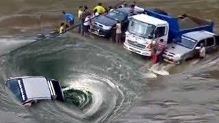 على الأرض كارثة طبيعية لا تصدق... أنظر ما حدث !!