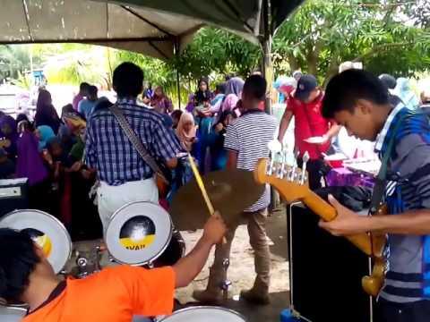 bajau songs live band group sinar warisan kg putrajaya kunak