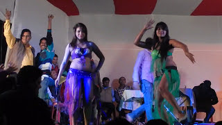 Ahiyapur dance  programm(2)