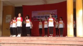 Nhảy Tên tôi Việt Nam