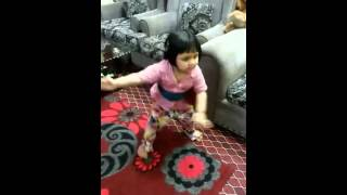 Sylheti kid Ankhi's dance