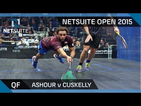 Squash Full Match British Open Sf Matthew