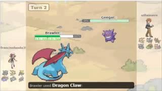 Pokemon Showdown #014: Mencing the Sweep