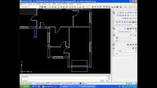 CURSOS DE AUTOCAD 3D. Video 1: Crear muros y tabiques en 3D (Comando EXTRUSIÓN)