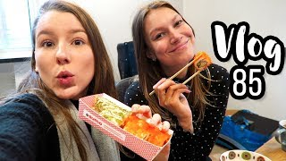 STAGE BEGONNEN MET SUSHI!!! Weekvlog ∙ All About Leonie