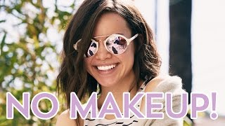 How to Feel Good with No Makeup! Skincare + More   Ingrid Nilsen