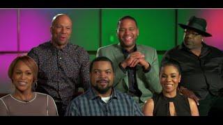 'Barbershop 3' | Full Cast Interview
