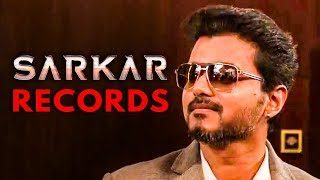SARKAR Teaser Breaks Hollywood Record   Vijay's Thalapathy 62   A.R. Murugadoss