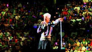 郭富城舞臨盛宴演唱會2012台北站閒話時間-今晚我是你的!