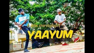 SAGAA   YAAYUM SONG   NARESH IYER   RITA THIYAGARAJAN   DANCE COVER   JOHN CHOREOGRAPHY   PDC   CBE
