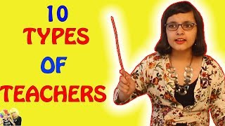 TYPES OF TEACHERS || #Kids #Bloopers Kids Funny Videos