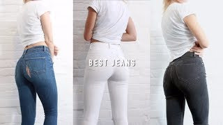 JEANS TO MAKE YOUR BUM LOOK GOOD | allegralouise