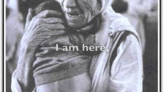 Mother Teresa's Song