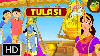 Tulasi | Indian Mythological Stories | English Stories for Kids and Childrens