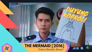 The Mermaid [2016] ~ Police Station Scene
