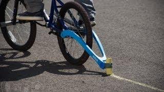 Chalktrail Bike Toy