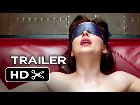 Xxx Mp4 Fifty Shades Of Grey Official Trailer 1 2015 Jamie Dornan Dakota Johnson Movie HD 3gp Sex