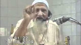 imaan- taqwa - remember ALLAH - Maulana Ishaq - Urdu Part 1