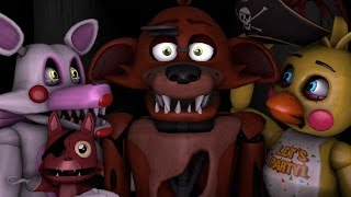 Toy Chica Or Mangle?