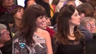 Showmatch 2012 - La cumbia de Alexander Caniggia