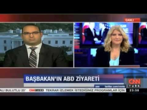 Cenk Sidar CNNTurk Interview (05/16/2013)