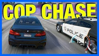 Need for Speed Payback : COP CHASE GAMEPLAY!!