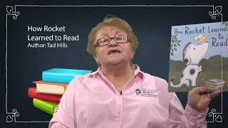 """Ms. Story """"How Rocket Learned to Read"""""""