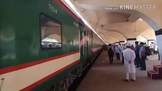 Full review of Silkcity express (Dhaka-Rajshahi route)   Bangladesh Railway
