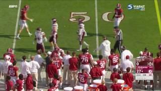 Jalen Hurts - Alabama vs Mississippi State, 2016