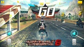 Asphalt 8: Airborne - High Graphic Bike Gameplay - (by Gameloft) - Android IOS Gameplay HD