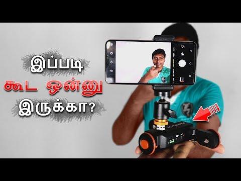 Xxx Mp4 இப்படி கூட ஒன்னு இருக்கா Cheapest Motorized Camera Slider In India 3gp Sex