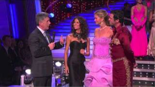 Kathy Ireland quotes Urban Dictionary on Dancing With The Stars