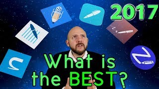 What is the Best Note Taking App in 2017? | NotesPlus vs GoodNotes4 vs Notability vs Nebo vs 2more
