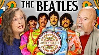ELDERS REACT TO THE BEATLES