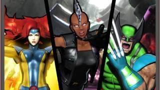 Ultimate Marvel Vs Capcom 3: X-men Team Arcade
