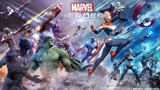 Marvel Heroes 2016 is Here!
