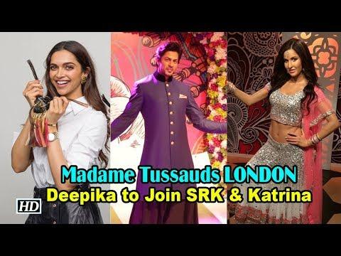 Xxx Mp4 Deepika's WAX FIGURE To Join SRK Katrina In Madame Tussauds In LONDON 3gp Sex
