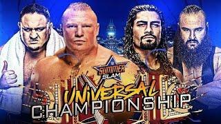 أقوى مباراة في WWE ( حتى الأن ) لعام 2017 ¶ WWE BEST MATCH OF 2017