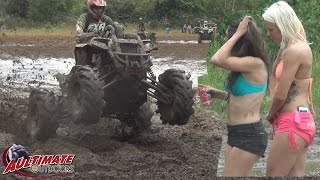 AUGUSTA OFF ROAD PARK...PART 1.....ATV'S TRUCKS MUD....WILD PLACE