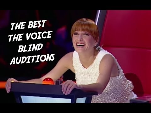The BEST The Voice Blind Auditions GLOBAL Surprising and Emotional